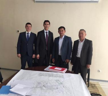 The CEO of Kazakh Invest reviewed implementation of investment projects in agriculture
